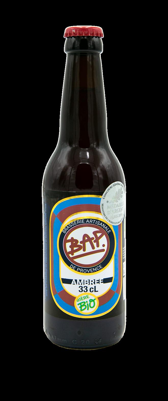Bière Ambrée BAP