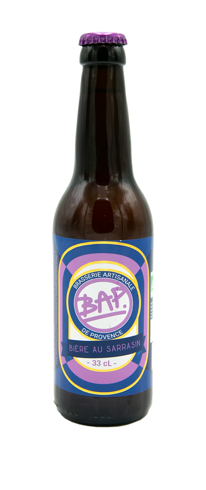 Bière Sarrasin BAP