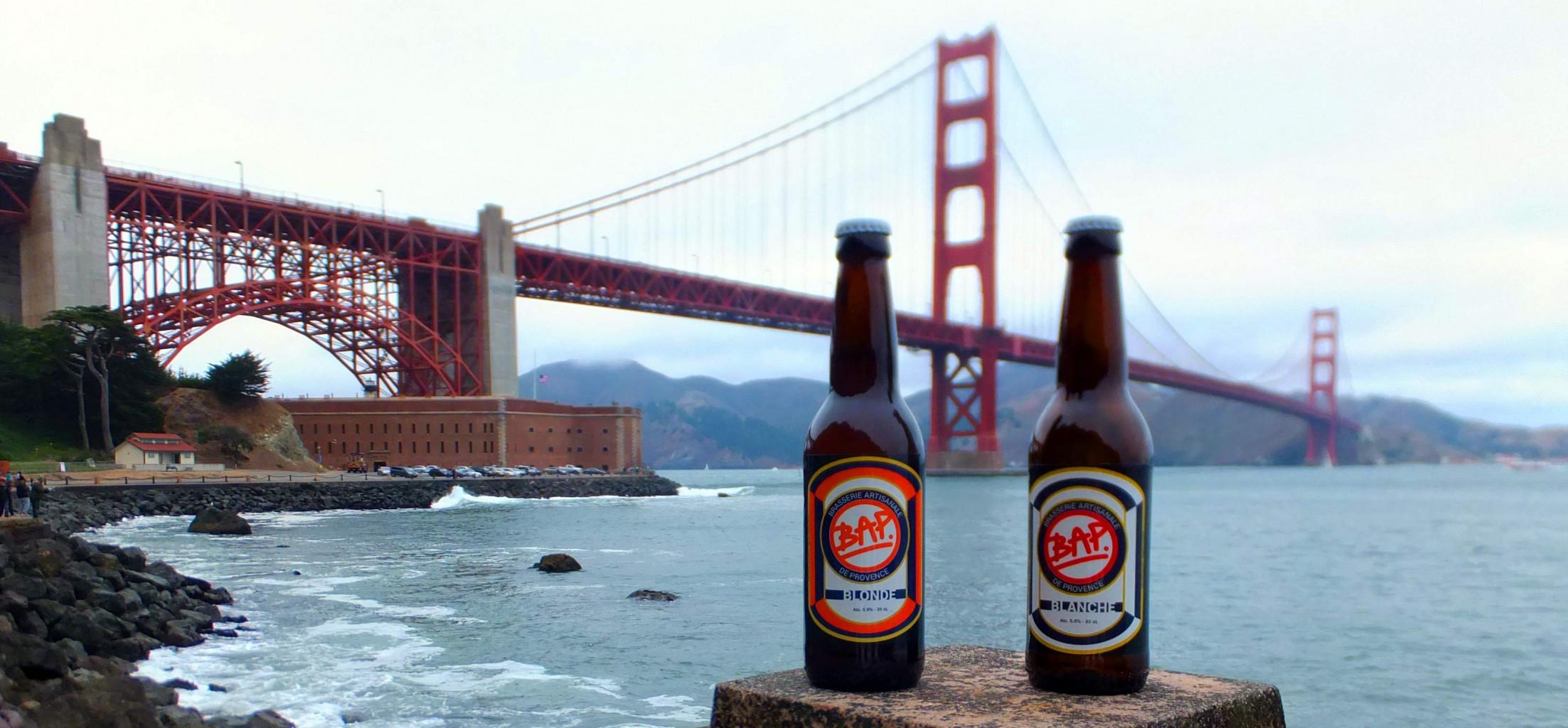 BAP Golden Gate San Francisco