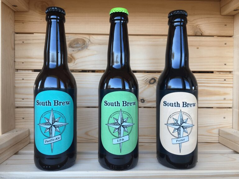 BAP South Brew, la marque des bières Craft Expérience de la Brasserie Artisanale de Provence