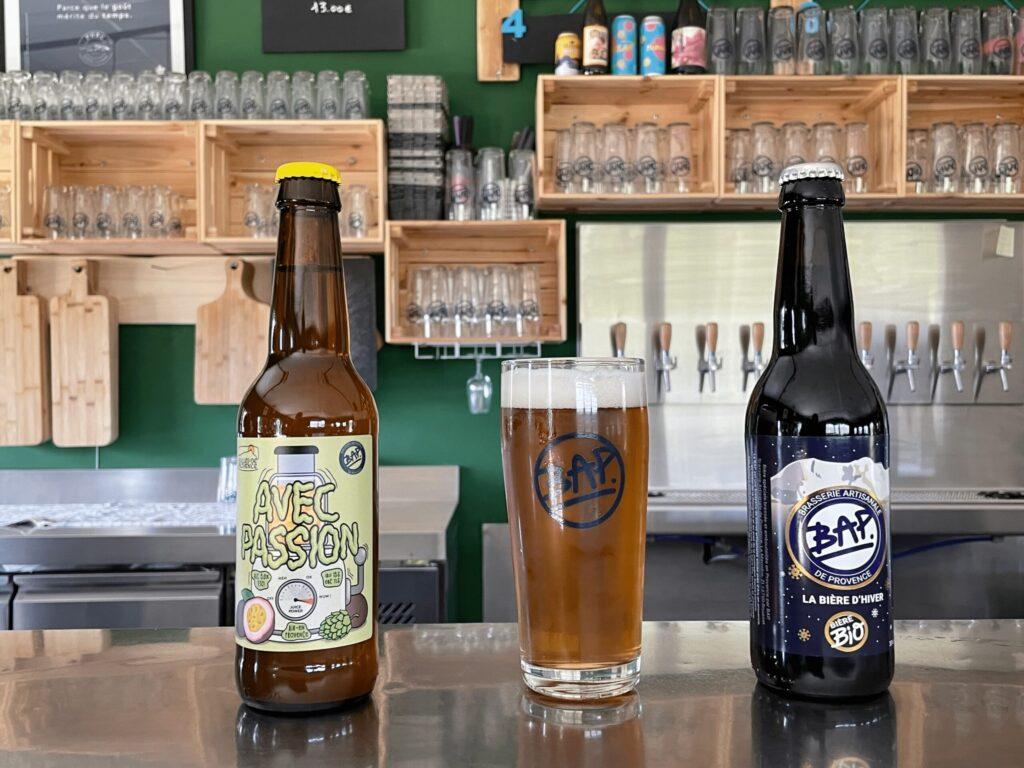 Bieres Bap Spéciales