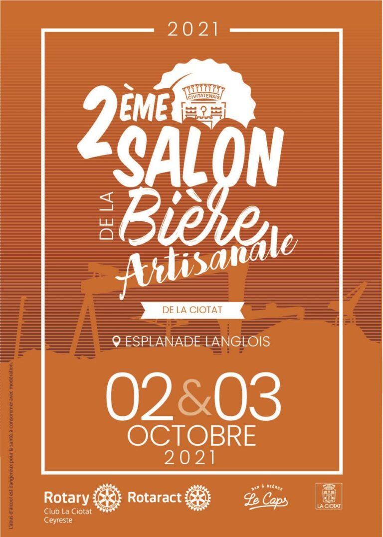 Salon de la bière artisanale de la Ciotat 2021