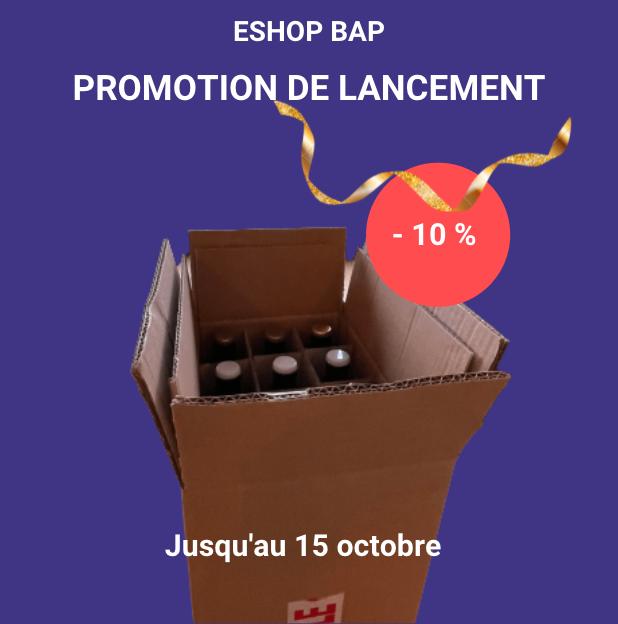Eshop Promo lancement